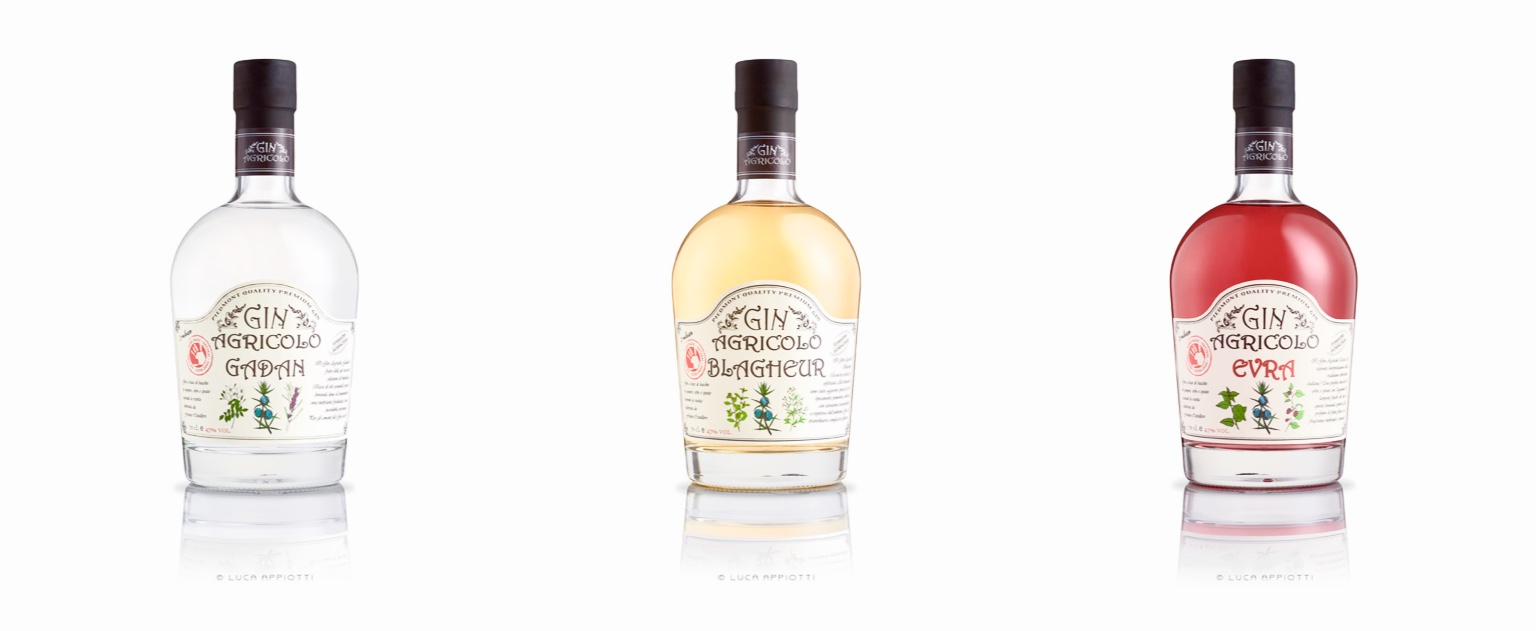 GIN AGRICOLO3種